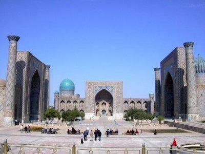 אוזבקיסטן, סמרקנד