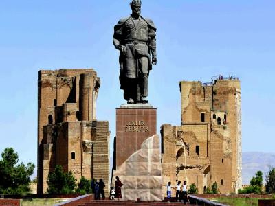 שאחריסאבז, אוזבקיסטן