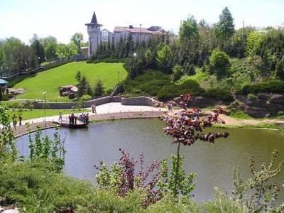 אוקראינה, אומן - פארק סופייבקה (גני סופיה)