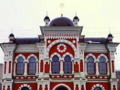 אוקראינה, קייב - בית הכנסת בפודול