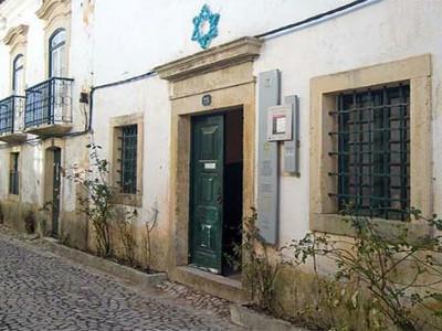 בית הכנסת העתיק בטומאר, פורטוגל