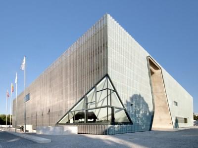 המוזיאון לתולדות יהודי פולין, וורשה