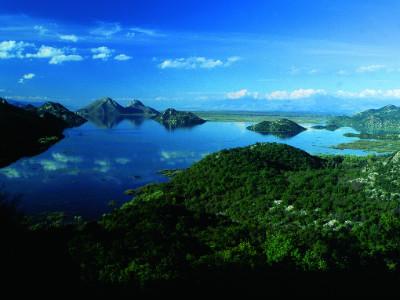 אגם סקאדר (Lake Skadar), מונטנגרו