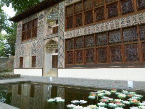 ארמון הקיץ של החאנים משקי (Palace of Shaki Khans), אזרבייג
