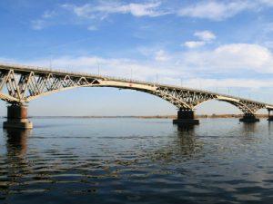 סרטוב, רוסיה - שיט נהרות