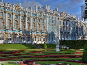 סנט פטרסבורג - ארמון יקטרינה