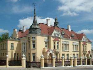 אחוזת משפחת פרנקל בשאוולי, ליטא