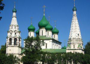 ירוסלאבל, חבילת שיט בנהרות רוסיה