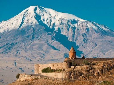 רכבל בצחקדזור (Tsaghkadzor), ארמניה