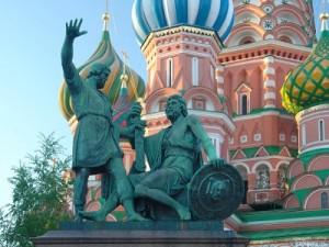 כנסיית וסילי הקדוש, מוסקבה