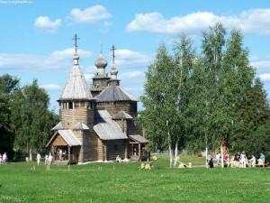 המוזיאון לארכיטקטורת העץ וחיי האיכר בסוזדל