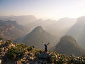 הדרך הפנורמית במחוז מפומלנגה, דרום אפריקה