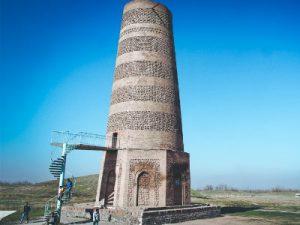 מגדל בורנה (Burana Tower), קריגיזסטן