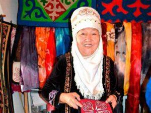 שטיחי לבד שירדָק - Shyrdak, קיריגזסטן