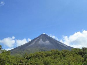 שמורת אָרֶנַל (Arenal Volcano National Park), קוסטה ריקה