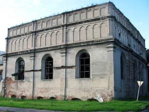 אוקראינה, ברודי - בית הכנסת