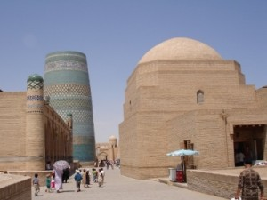 אוזבקיסטן - חיווה