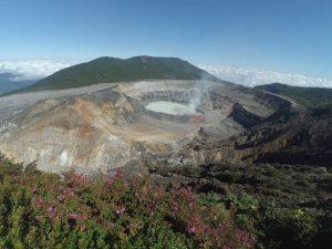 הר הגעש פואס (Poás Volcano), טיול לקוסטה ריקה