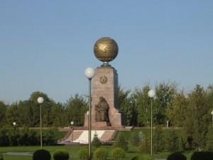 אוזבקיסטן - טשקנט הבירה