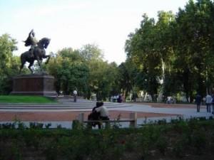 אוזבקיסטן - טשקנט