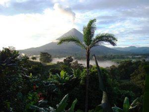 שמורת אָרֶנַל (Arenal Volcano National Park), אתר טיול בקוסטה ריקה