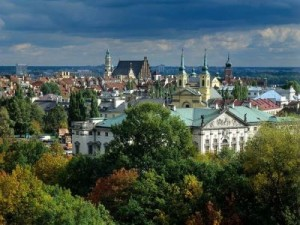 ורשה, פולין - יום 1 בטיול פרטי לפולין
