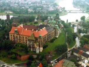טיול לפולין: ארמון מלכי פולין (מצודת ואוול) וקתדרלת ואוול, קרקוב, פולין