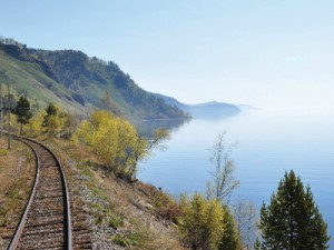 ימת בייקל, אתר טיול ברכבת הטרנס סיבירית