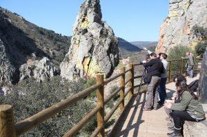 הפארק הלאומי מונפרגואה (Monfragüe National Park), ספרד