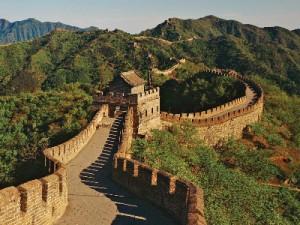 החומה הסינית הגדולה - טיול לסין ברכבת הטרנס סיבירית