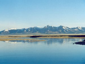 אגם סון קול, קירגיזסטן
